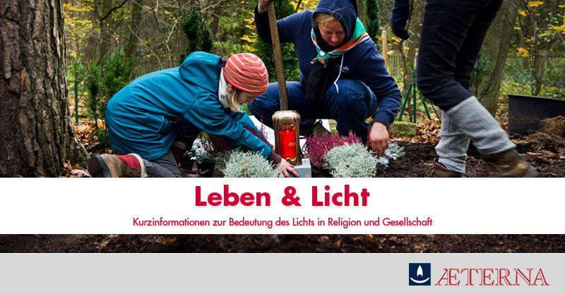 AETERNA Newsletter Leben & Licht 2014-01