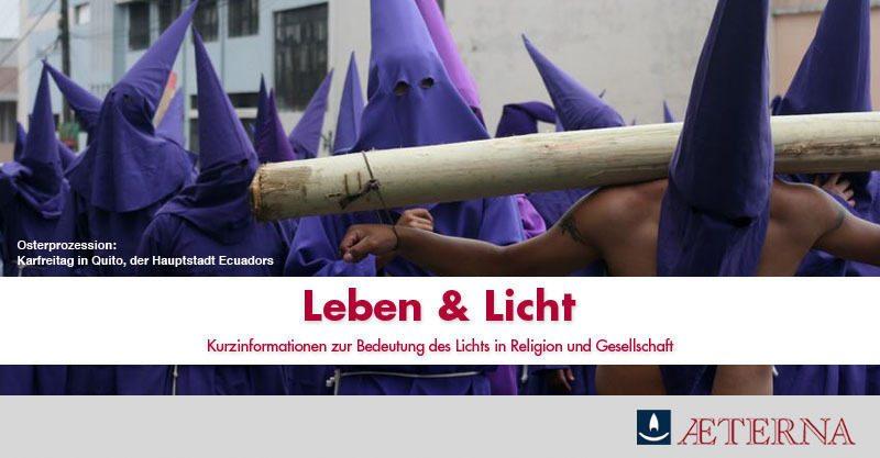 AETERNA Newsletter Leben & Licht 2013-01