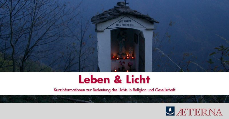 AETERNA Newsletter Leben & Licht 2012-03