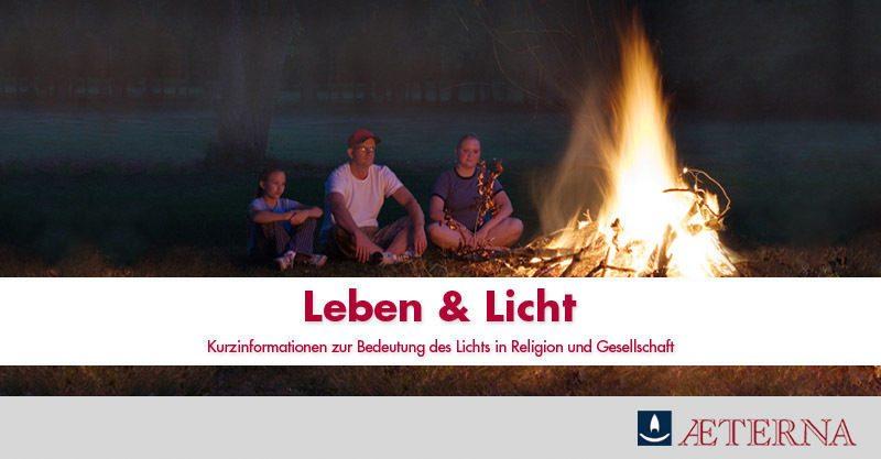 AETERNA Newsletter Leben & Licht 2012-02