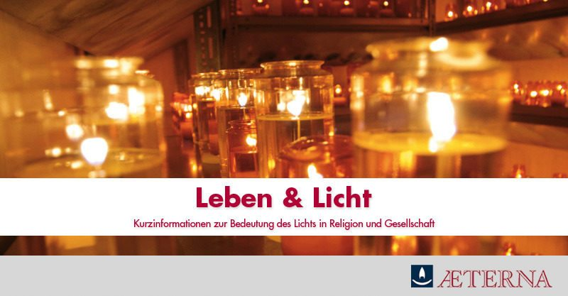 AETERNA Newsletter Leben & Licht 2012-01