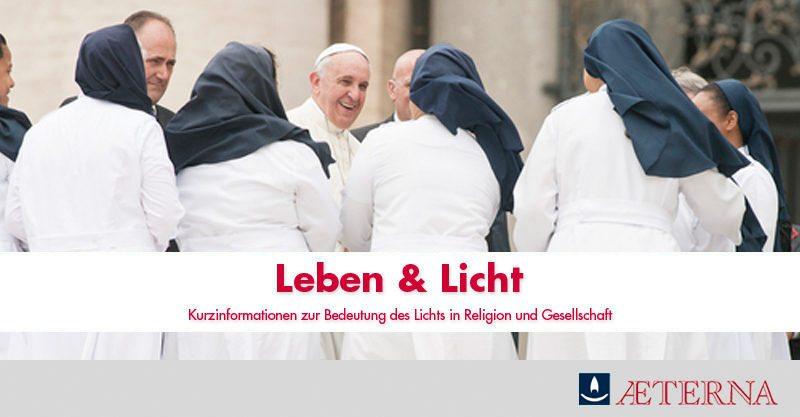 AETERNA Newsletter Leben & Licht 2016-01
