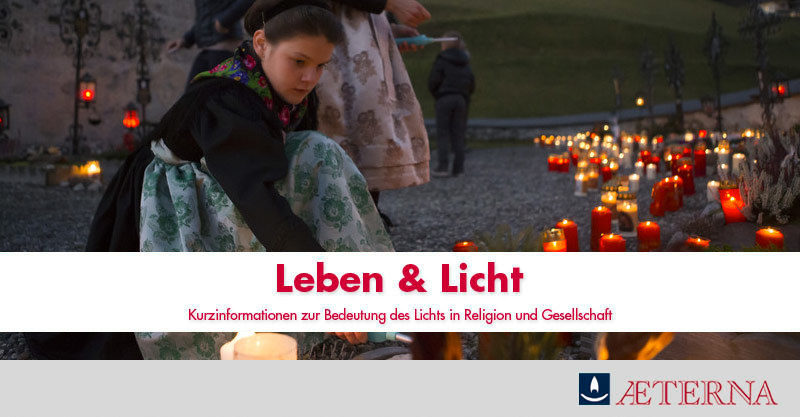 AETERNA Newsletter Leben & Licht 2016-03